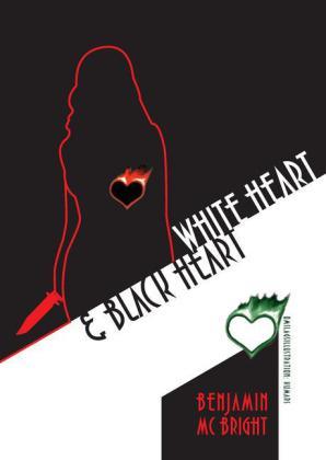 White heart & Black heart