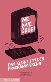 We Love Code! Cover