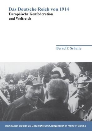 Das Deutsche Reich von 1914