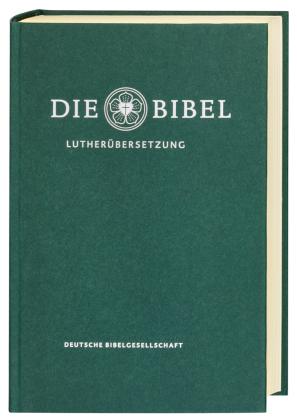 Die Bibel, Lutherübersetzung revidiert 2017, Standardausgabe grün