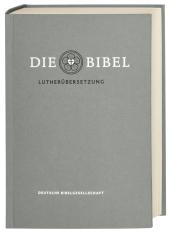 Die Bibel, Lutherübersetzung revidiert 2017 - Taschenausgabe grau