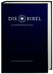 Die Bibel, Lutherübersetzung revidiert 2017, Gemeindebibel Cover
