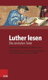 Luther lesen Cover