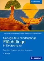 Unbegleitete minderjährige Flüchtlinge in Deutschland, m. Buch, m. E-Book Cover