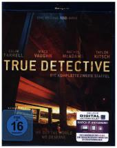 True Detective, 3 Blu-rays + Digital UV