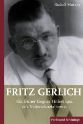 Fritz Gerlich (1883-1934) Cover