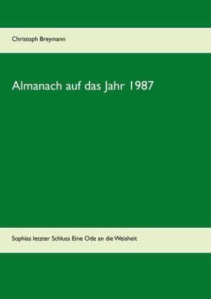 Almanach auf das Jahr 1987