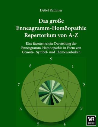 Das große Enneagramm-Homöopathie Repertorium von A-Z