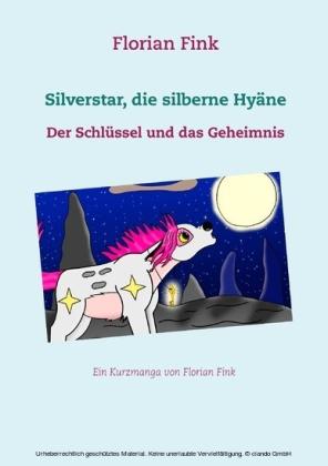 Silverstar, die silberne Hyäne