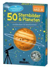 50 Sternbilder & Planeten entdecken & bestimmen