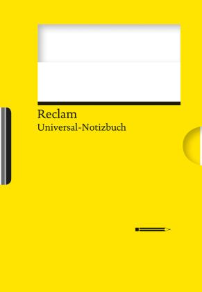 Universal-Notizbuch (gelb)