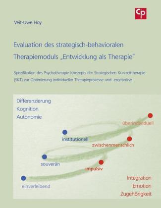 Evaluation des strategisch-behavioralen Therapiemoduls 'Entwicklung als Therapie'