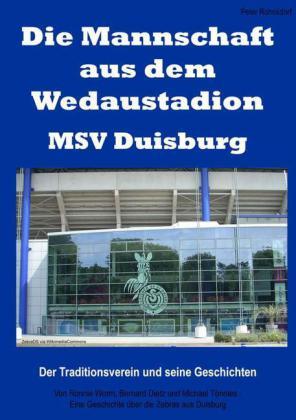 Die Mannschaft aus dem Wedaustadion - MSV Duisburg