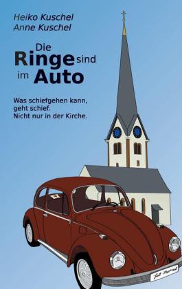 Die Ringe sind im Auto