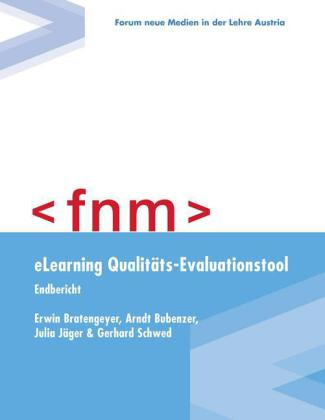 eLearning Qualitäts-Evaluationstool