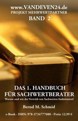 Das 1. Handbuch für Sachwertberater