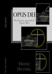 Opus Dei - iglesia dentro de la Iglesia
