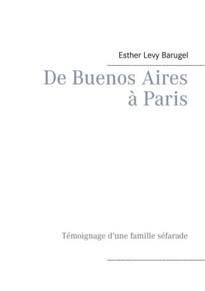 De Buenos Aires à Paris