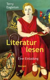 Literatur lesen Cover