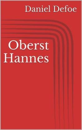 Oberst Hannes