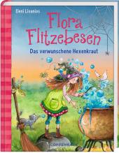 Flora Flitzebesen - Das verwunschene Hexenkraut Cover