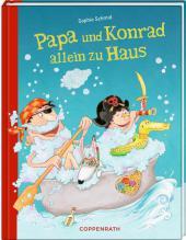 Papa und Konrad allein zu Haus Cover
