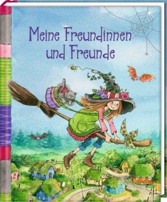 Flora Flitzebesen - Meine Freundinnen und Freunde