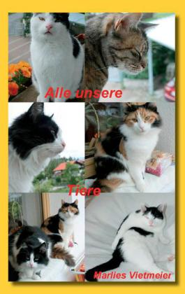 Alle unsere Tiere