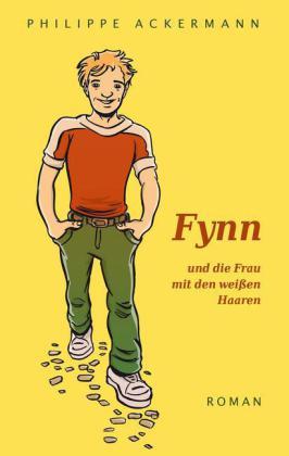 Fynn und die Frau mit den weissen Haaren