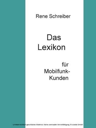 Das 1x1 Lexikon für Mobilfunk-Kunden