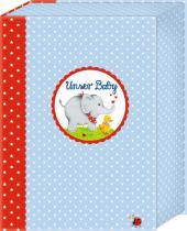 Erinnerungsbox - Unser Baby (BabyGlück) Cover