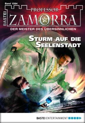 Professor Zamorra - Folge 1084