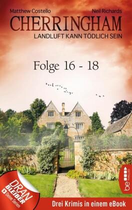 Cherringham Sammelband VI - Folge 16-18