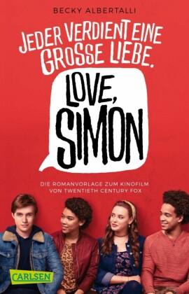Love, Simon (Nur drei Worte - Love, Simon)