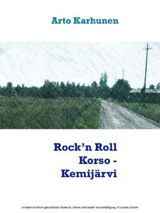 Rock'n Roll Korso - Kemijärvi