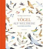 Vögel auf Weltreise Cover