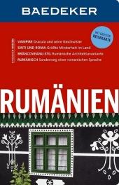 Baedeker Reiseführer Rumänien Cover