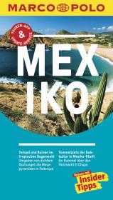 MARCO POLO Reiseführer Mexiko Cover