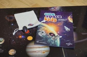 Magnetspielbuch one space Kids