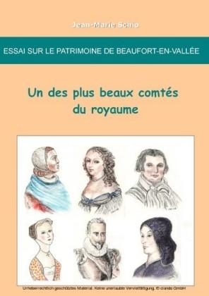 Essai sur le patrimoine de Beaufort-en-Vallee : un des plus beaux comtes du royaume