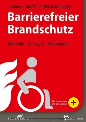 Barrierefreier Brandschutz - E-Book (PDF)
