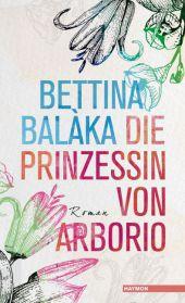 Die Prinzessin von Arborio Cover