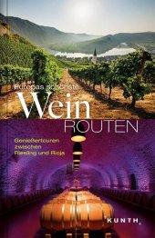 Europas schönste Weinrouten Cover