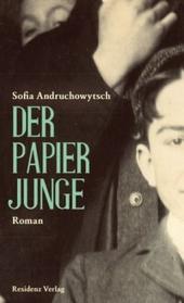 Der Papierjunge Cover