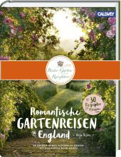 Romantische Gartenreisen in England Cover
