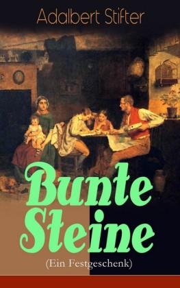 Bunte Steine (Ein Festgeschenk)