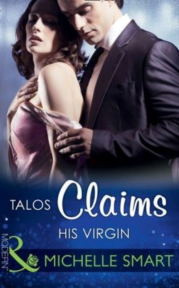 Talos Claims His Virgin (Mills & Boon Modern) (The Kalliakis Crown, Book 1)