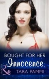 Bought For Her Innocence (Mills & Boon Modern) (Greek Tycoons Tamed, Book 2)