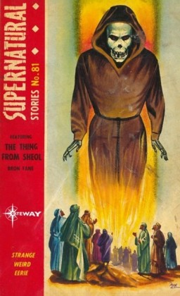 Supernatural Stories featuring The Thing from Sheol