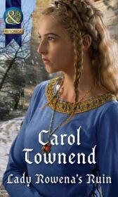 Lady Rowena's Ruin (Knights of Champagne, Book 4)